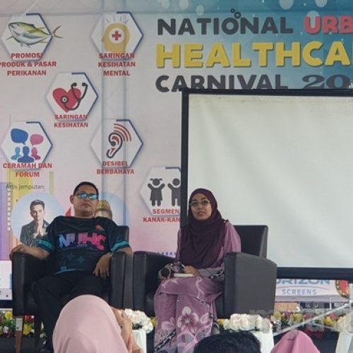 National Urban Healthcare Carnival with UKM